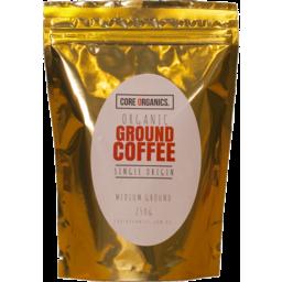 Photo of Core Organics Ground Coffee