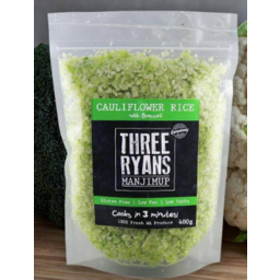 Photo of Three Ryans Cauliflower & Broccoli