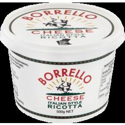 Photo of Borrello Cheese Ricotta (500g)