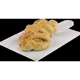 Photo of Basil & Garlic Twist Bread
