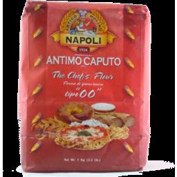 Photo of Caputo Flour 00 Pizza Red 1kg