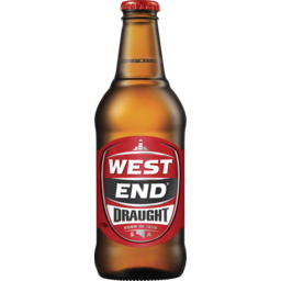 Photo of West End Draught Bottles