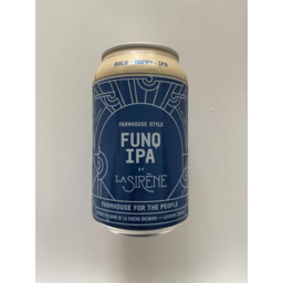 Photo of La Sirene Funq Ipa 4pk