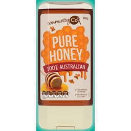 Photo of Community Co Pure Honey 500g