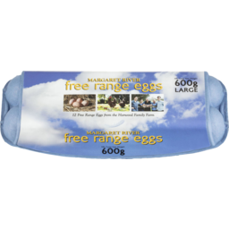 Photo of Margaret River Free Range Eggs Large 600g