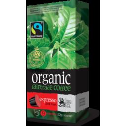 Photo of Bean Ground & Drunk Organic Espresso Coffee Pods