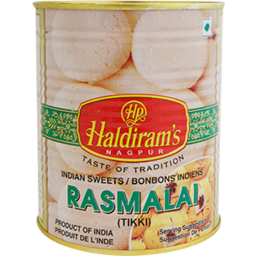 Photo of Haldiram's Rasmalai 1kg