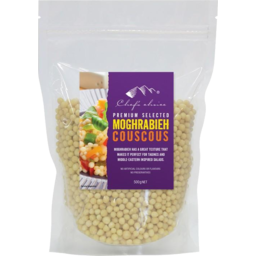Photo of Chef's Choice Moghrabieh Couscous 500gm