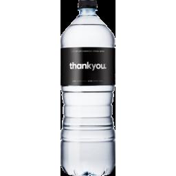 Photo of Thankyou Water 1.5l
