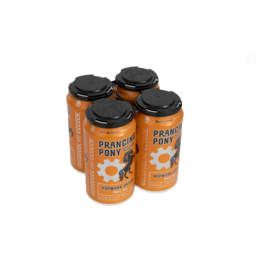 Photo of Prancing Pony Hopwork Orange Cans