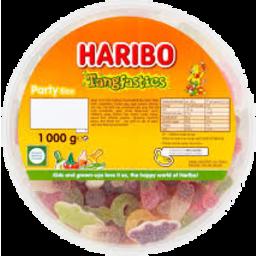 Photo of Haribo Tangfastics Sharing Drum 1kg