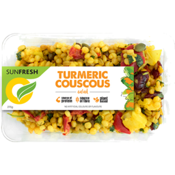 Photo of Sunfresh Salad Tumeric CousCous 275gm