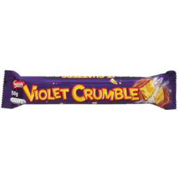 Photo of Nestle Violet Crumble 50gm