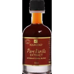 Photo of Equagold Pure Vanilla Extract (50ml)