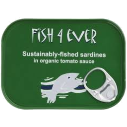 Photo of Fish 4 Ever Sardines in Tomato Sauce 120g