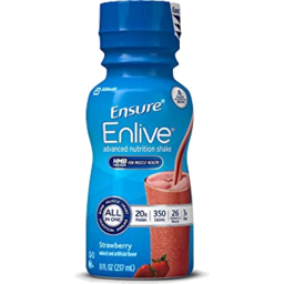 Photo of Ensure Enlive Strawberry