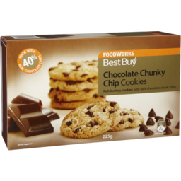 Photo of Best Buy Choc Chip Cookie 12pk
