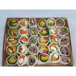 Photo of Wrap Mini Beef Gluten Free