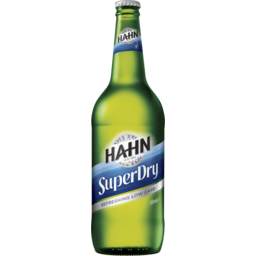 Photo of Hahn Super Dry Bottles