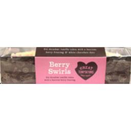 Photo of Great Temptations Berry Swirls Mini Cupcakes 6pk