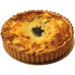 Photo of Bacon & Mushroom Quiche 260g