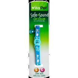 Photo of Vitapet Cat Collar Safe N Sound