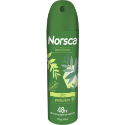 Photo of Norsca Forest Fresh Anti-Perspirant Deodorant 150g