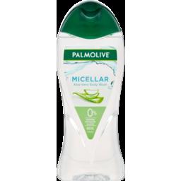 Photo of Palmolive Micellar Aloe Vera Body Wash No Parabens No Phthalates No Alcohol Recyclable 400ml