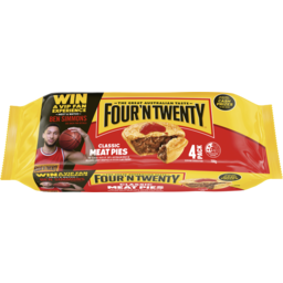 Photo of Four N Twenty Traditional Meat Pies 4pk