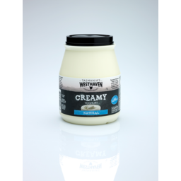 Photo of Westhaven Creamy Yoghurt Natural 1 Kg