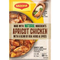 Photo of Maggi Apricot Chicken 35g