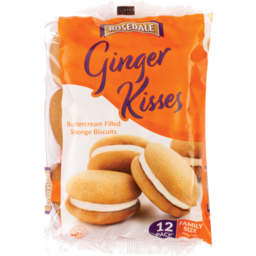 Photo of Rosedale Kisses Ginger 12 Pack