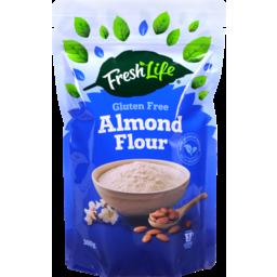 Photo of Freshlife Gluten Free Almond Flour 300g