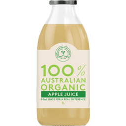 Photo of Australian Organic Food Co. Apple Juice