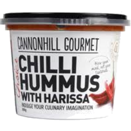 Photo of Cannonhill Hummus Chilli 250g