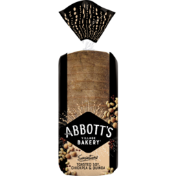Photo of Abbott's Village Bakery Abbott'S Village Bakery® Sensations Toasted Soy, Chickpea & Quinoa Bread