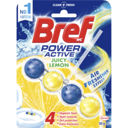 Photo of Bref Power Active Lemon50gm