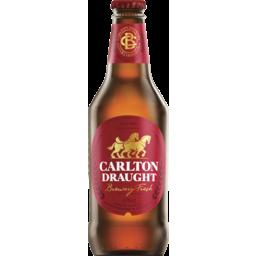 Photo of Carlton Draught 375mL Bottle