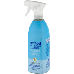 Photo of Method Bathroom Cleaner Natural Tub + Tile Cleaner Eucalyptus Mint