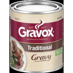 Photo of Gravox Gravy Mix Traditional 120g