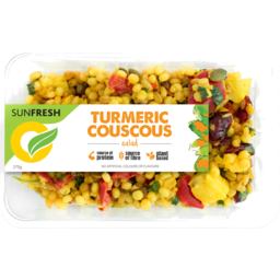 Photo of Sunfresh Sidekick Turmeric Couscous 275g