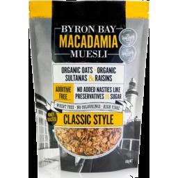 Photo of Byron Bay Macadamia Muesli Cereal - Muesli - Classic Style