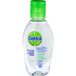 Photo of Dettol Instant Liquid Hand Sanitizer Refresh Anti-Bacterial 50ml