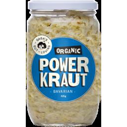 Photo of Gaga's Bavarian Power Kraut