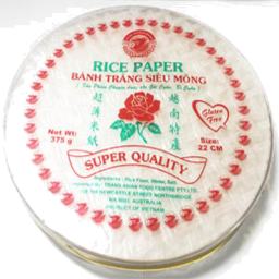 Photo of Rose Brand Rice Paper 22cm