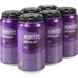 Photo of Newstead Session Ale Cans