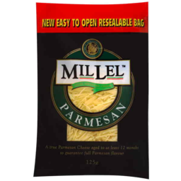 Photo of Mil Lel Chse Parm Shred 250gm