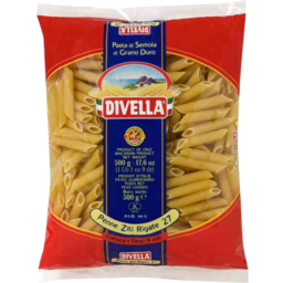 Photo of Divella Penne Ziti Rigate No 27