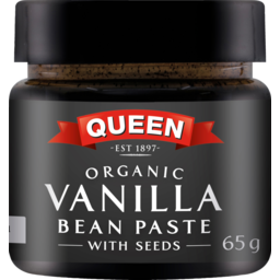Photo of Queen Vanilla Bean Paste 65g