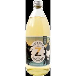 Photo of Zeden Cider Co Crisp Apple Cider 500ml
